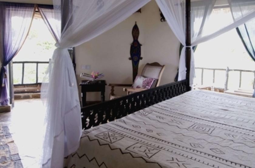 Kinondo Kwetu, Diani Beach, Kenya, chambre