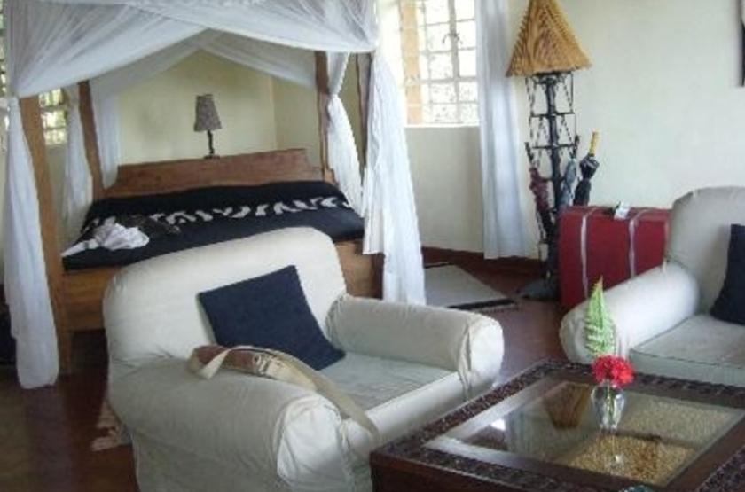 Ngorongoro Farm House, Karatu, Tanzanie, intérieur