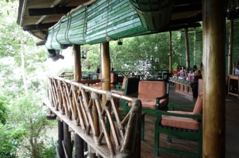 Jacana Safari Lodge, lac Nyamusingir, Ouganda