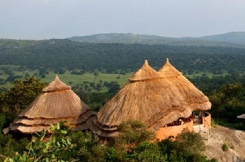 Mihingo Lodge, Lac Mburo, Ouganda, chalets