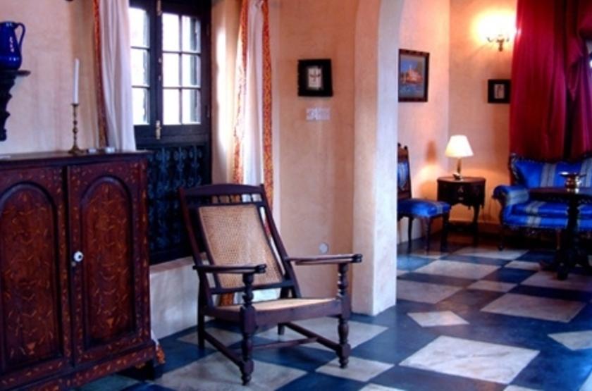 Emerson on Hurumzi, Stone Town, Zanzibar, intérieur