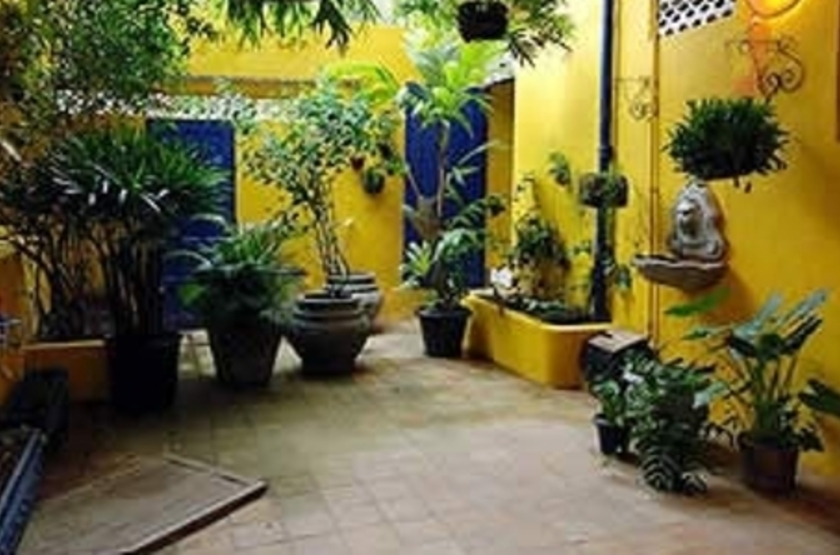 Pousada das Flores, Salvador, Brésil, intérieur