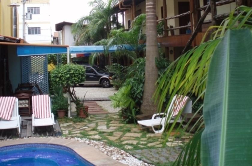 Hôtel Massilia, Belem, Brésil, extérieur