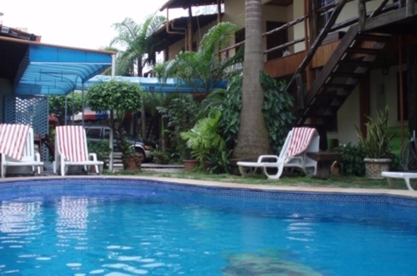 Hôtel Massilia, Belem, Brésil, piscine