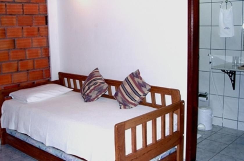 Hôtel Massilia, Belem, Brésil, chambre