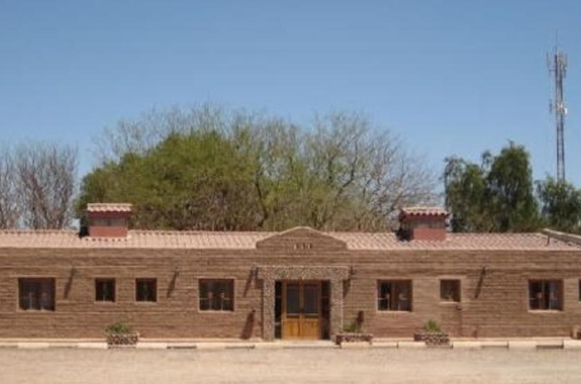 Casa de Don Tomas, San Pedro de Atacama, Chili, extérieur