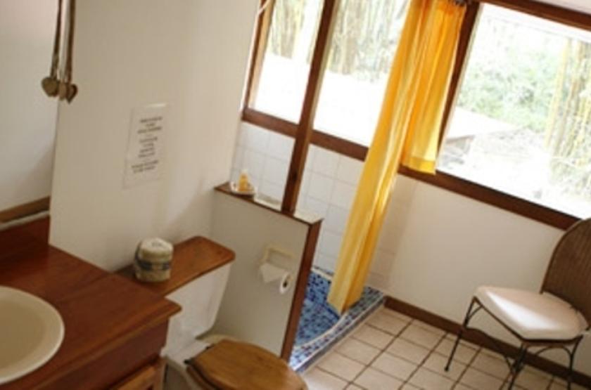 Beso del Viento, Parrita, Costa Rica, salle de bains