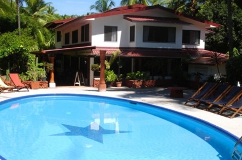 Beso del Viento, Parrita, Costa Rica, piscine