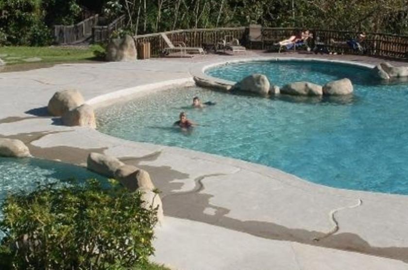 Borinquen Lodge, Rincon de la Vieja, Costa Rica, piscine
