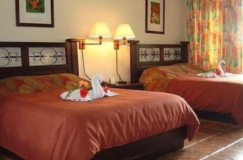 Borinquen Lodge, Rincon de la Vieja, Costa Rica, chambre