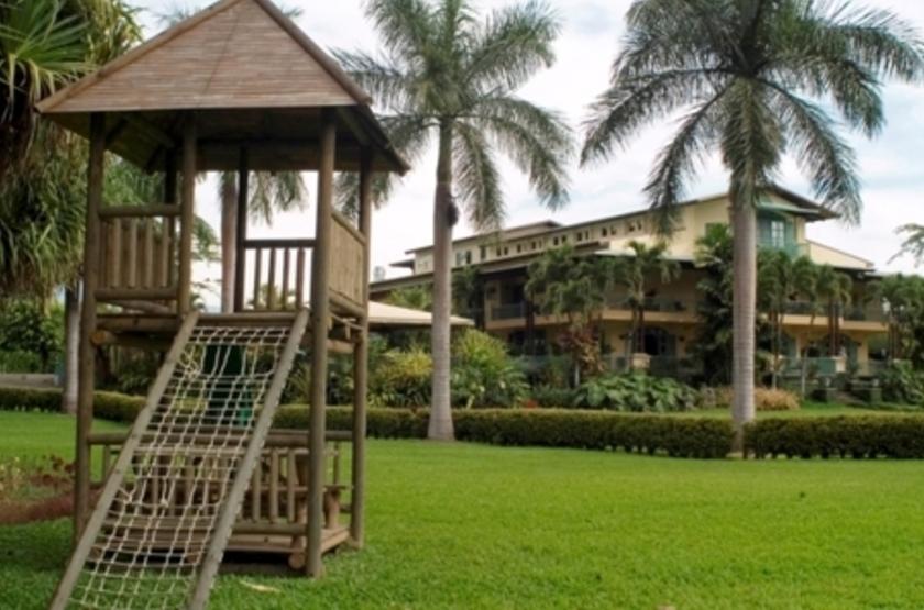Casa Turire, Turrialba, Costa Rica, jardins