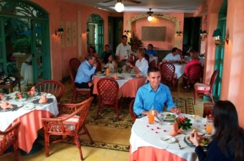 Casa Turire, Turrialba, Costa Rica, restaurant