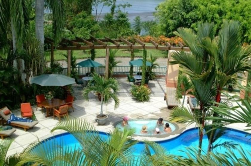 Casa Turire, Turrialba, Costa Rica, piscine