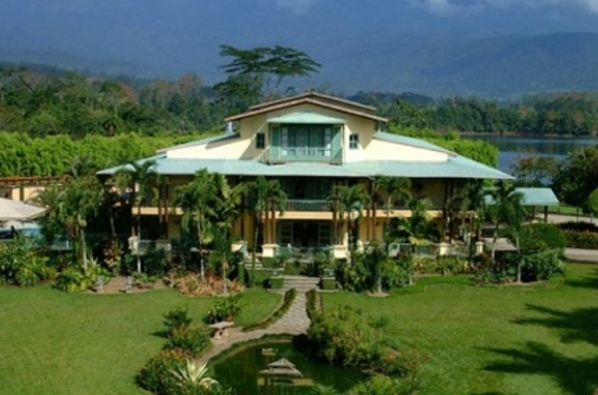 Casa Turire, Turrialba, Costa Rica, extérieur