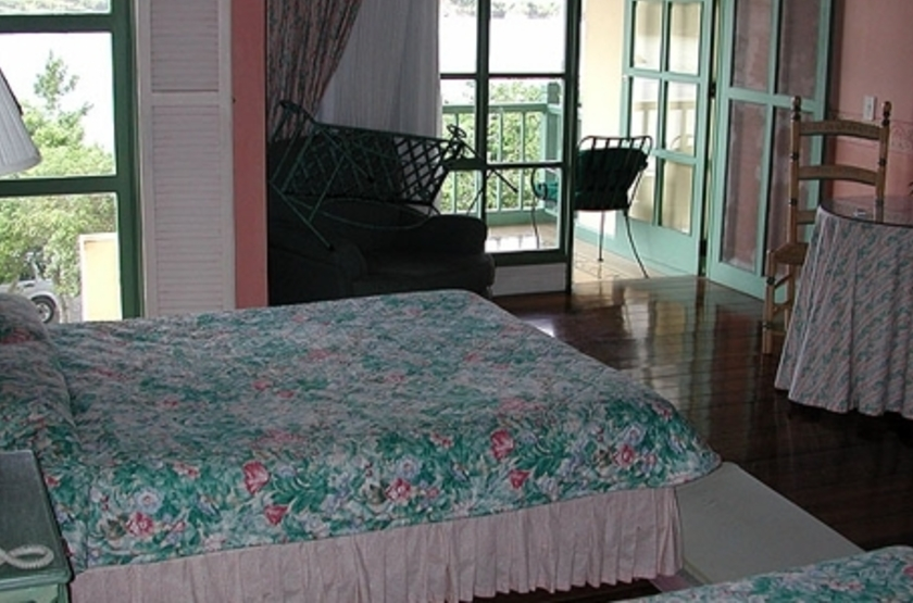 Casa Turire, Turrialba, Costa Rica, chambre