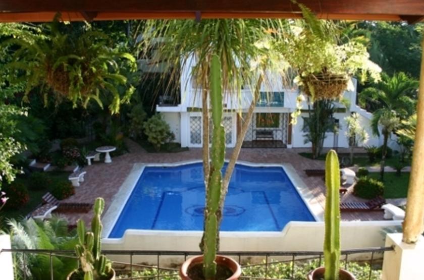 Casita Eclipse, Parc de Manuel Antonio, Costa Rica, piscine