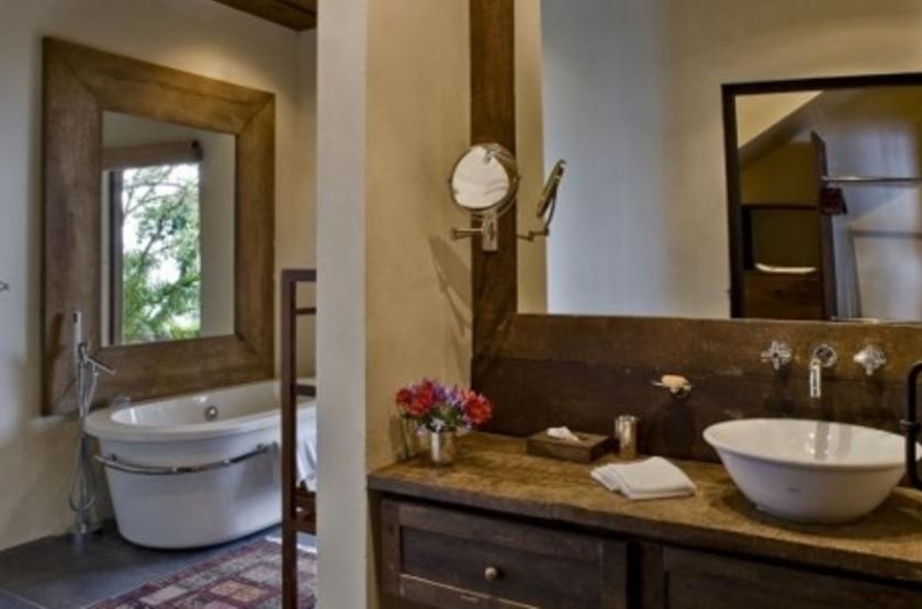 Casa Palopo, Atitlan, Guatemala, salle de bains
