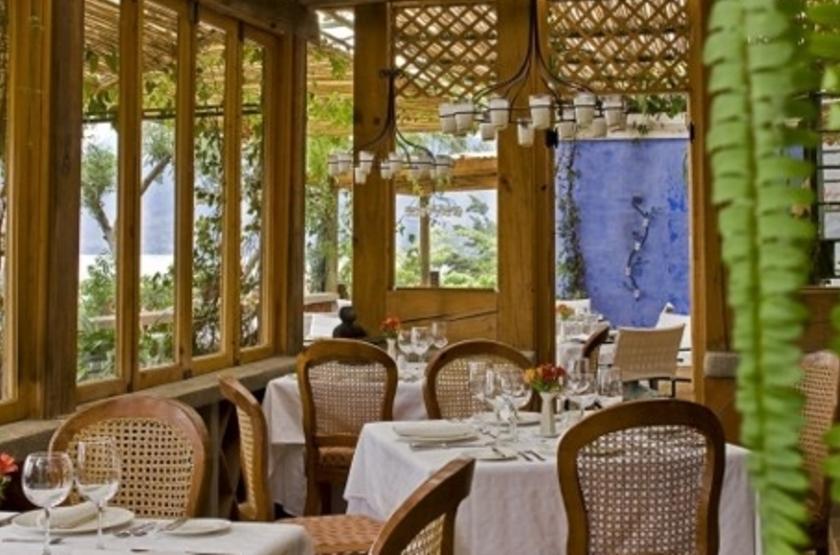 Casa Palopo, Atitlan, Guatemala, restaurant