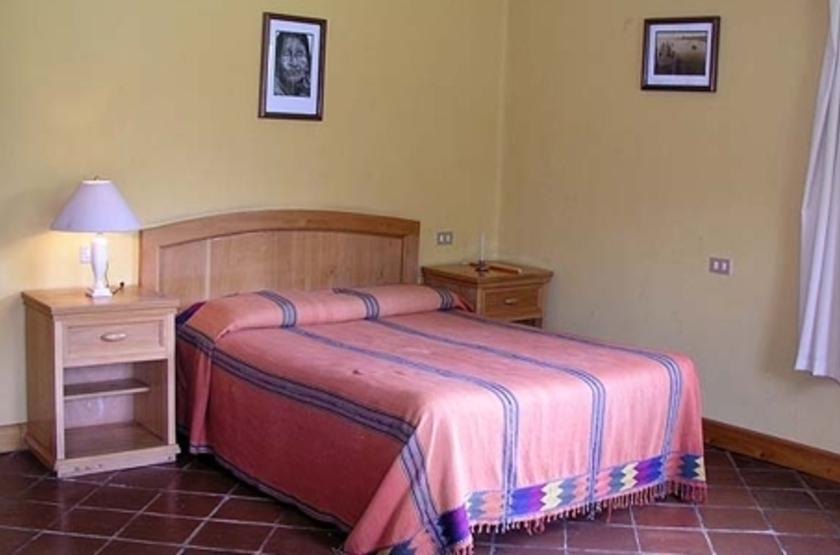 Hotel Bambu, lac Atitlan, Guatemala, chambre