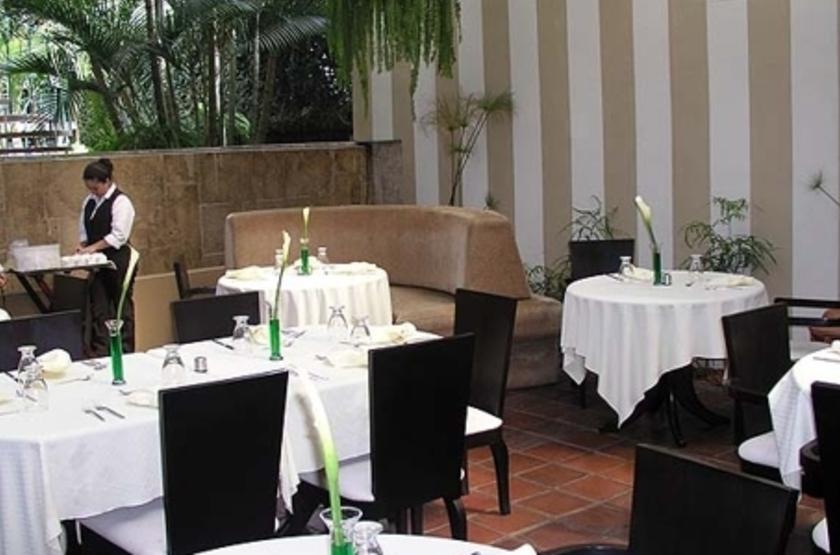 Otelito Season Hotel & Lounge, Guatemala, restaurant