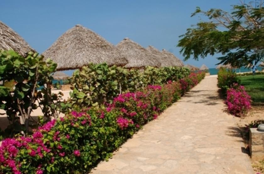 Hôtel Villa Caribe, Livingston, Guatemala, bungalows