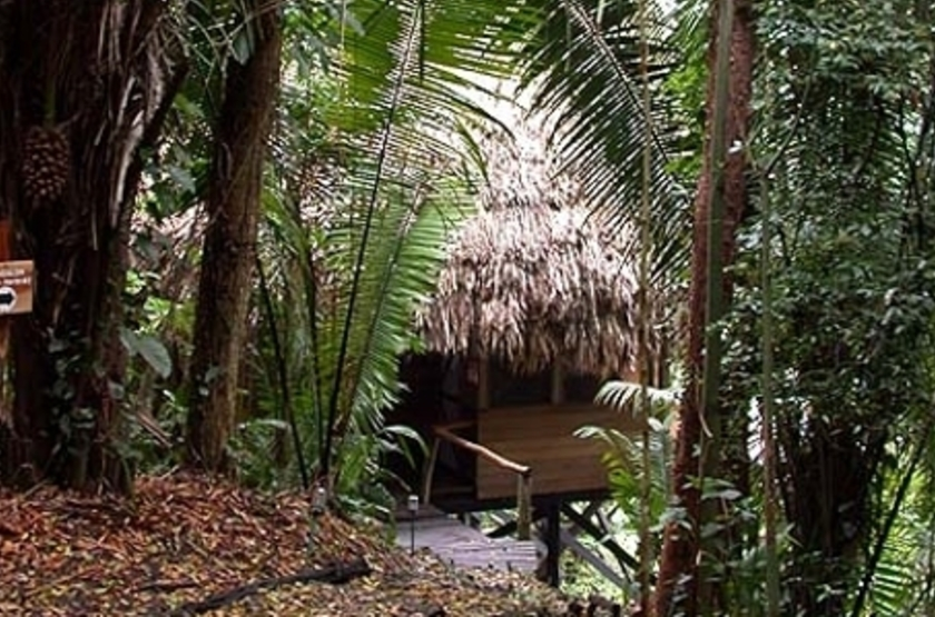 Chiminos Island Lodge, Petexbatun, Guatemala, extérieur