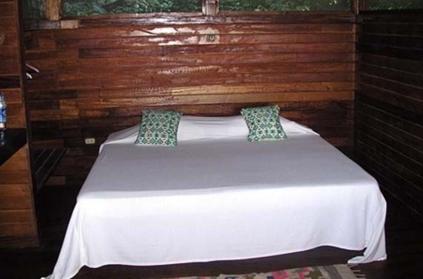 Chiminos Island Lodge, Petexbatun, Guatemala, chambre