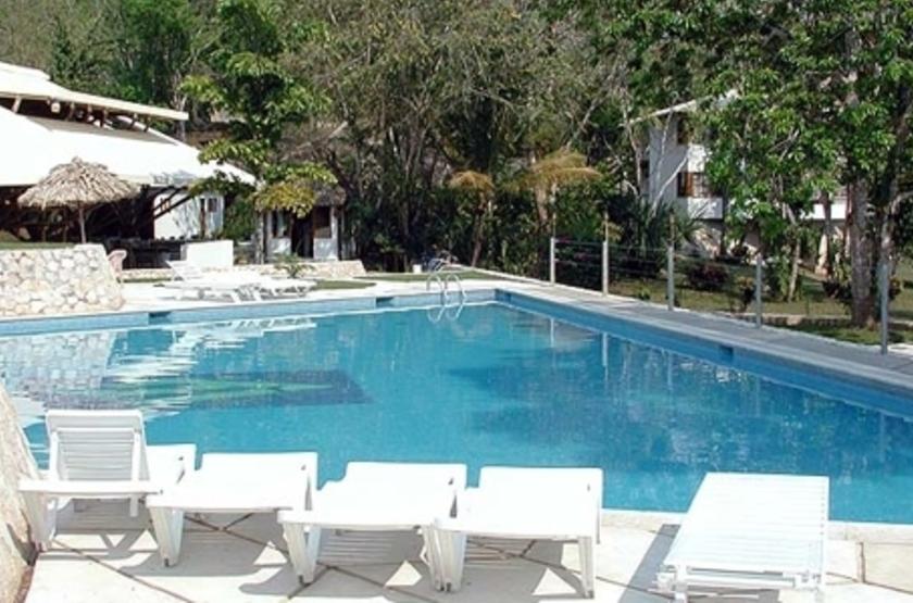Villa Maya, Flores, Guatemala, piscine