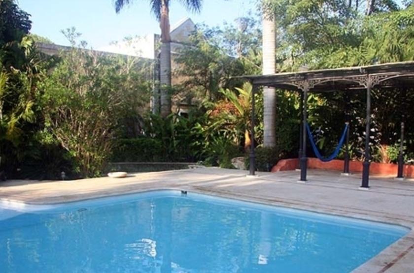 Hacienda Xcanatun, Mérida, Mexique, piscine
