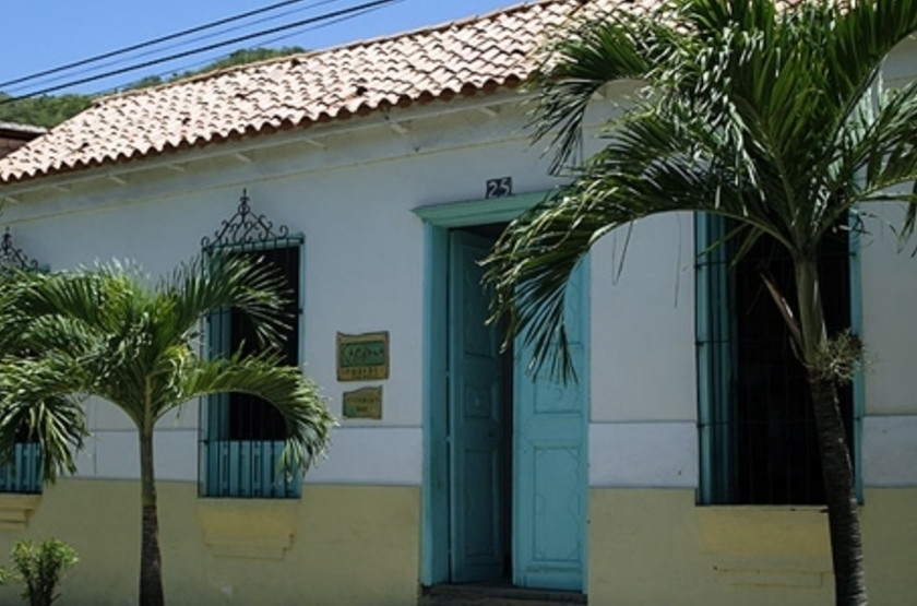 Posada Caribana, Rio Caribe, Venezuela, extérieur