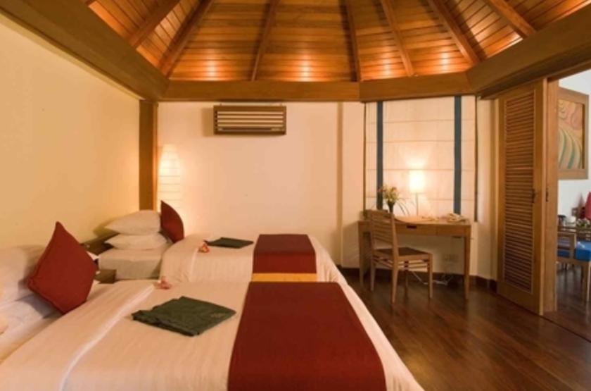 Aureum Resort  Ngapali, Birmanie, chambre