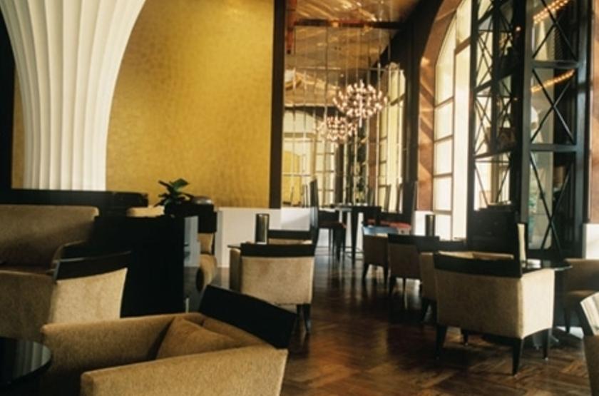 Trident Hôtel Gurgaon, New Delhi, Inde, lobby