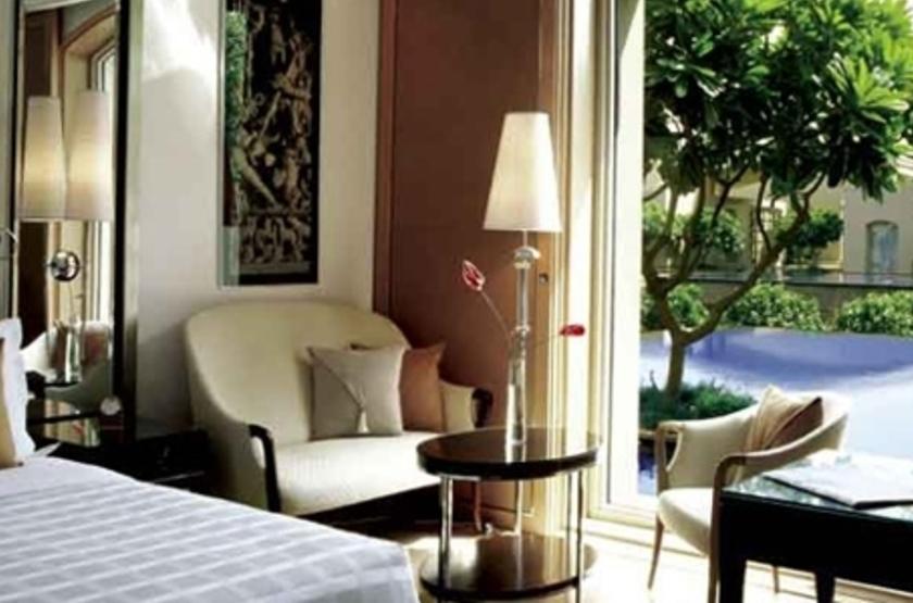 Trident Hôtel Gurgaon, New Delhi, Inde, chambre
