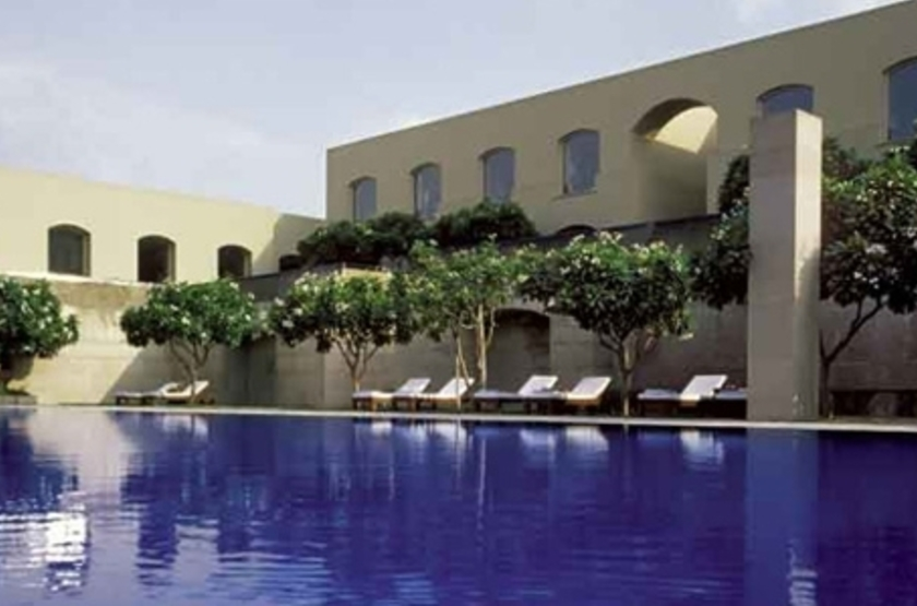 Trident Hôtel Gurgaon, New Delhi, Inde, piscine