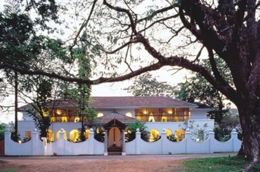 The Malabar House, Cochin, Inde, extérieur