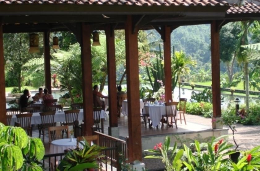 Ijen Resort, Java, Indonésie