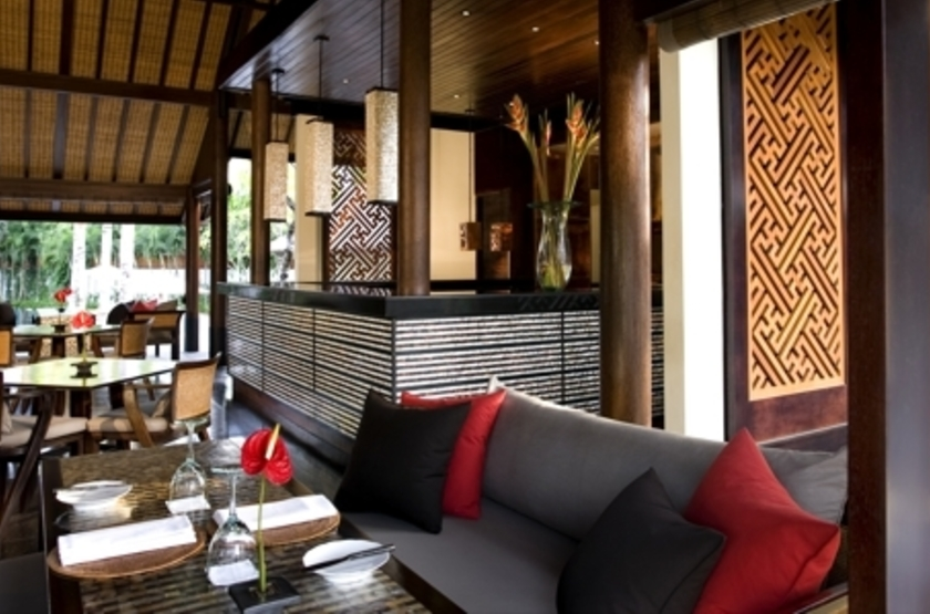 The Legian Seminyak, Bali, Indonésie, restaurant