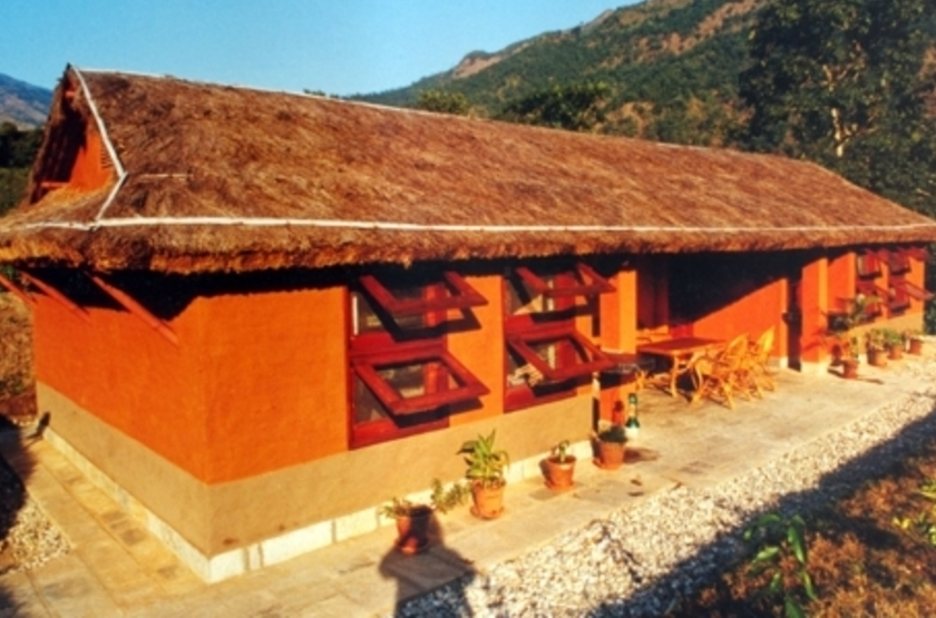 Riverside Springs Resort, Kurintar, Népal, extérieur