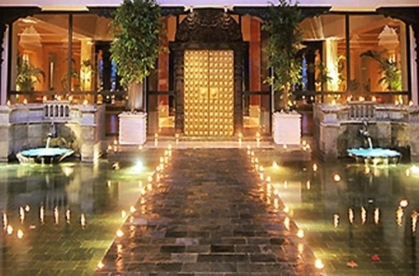 Hyatt Regency Kathmandu, Népal, lobby