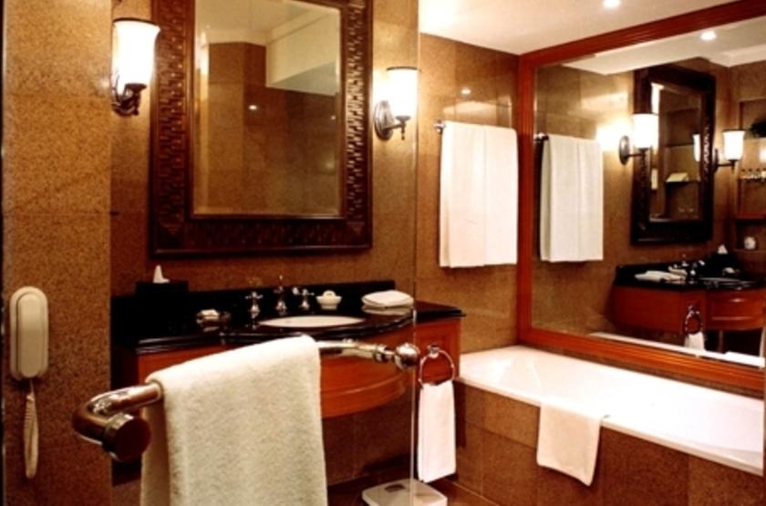 Hyatt Regency Kathmandu, Népal, salle de bains