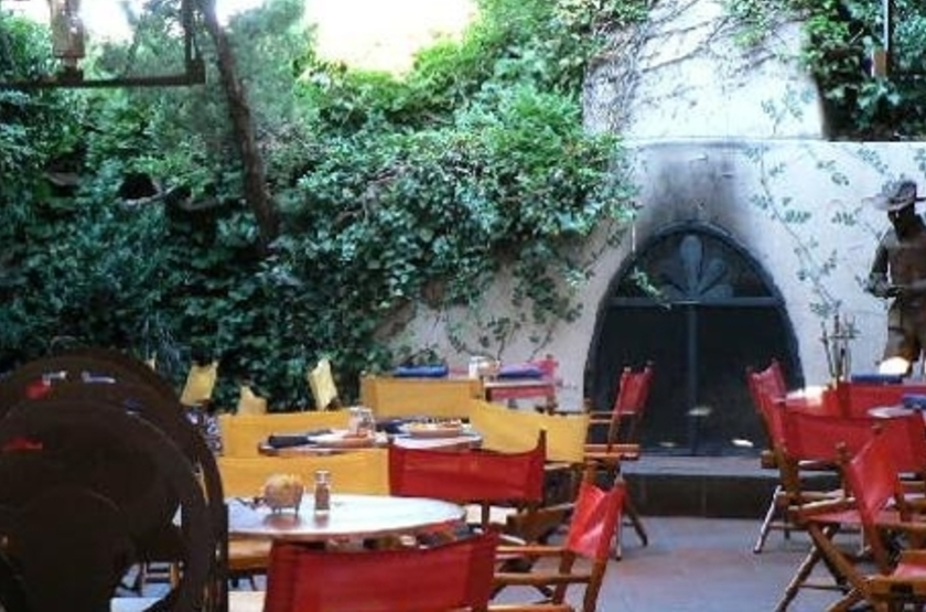 Inn of the Governors, Sante Fe, Etats Unis, restaurant