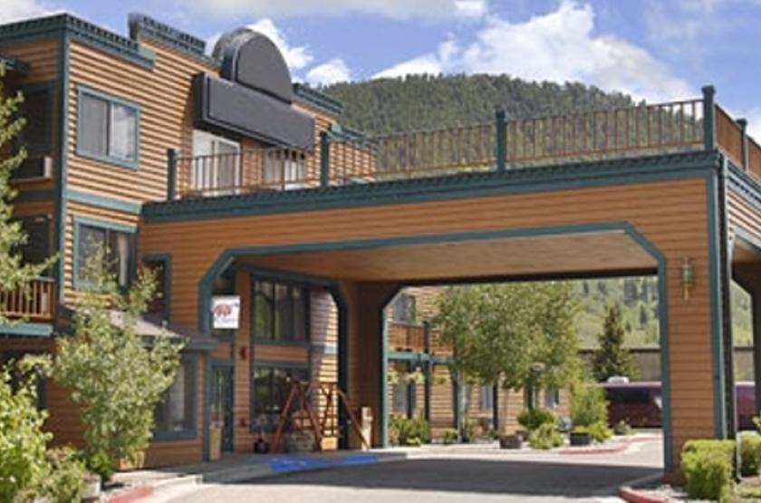 Hampton Inn Jackson Hole, Wyoming, Etats Unis, extérieur