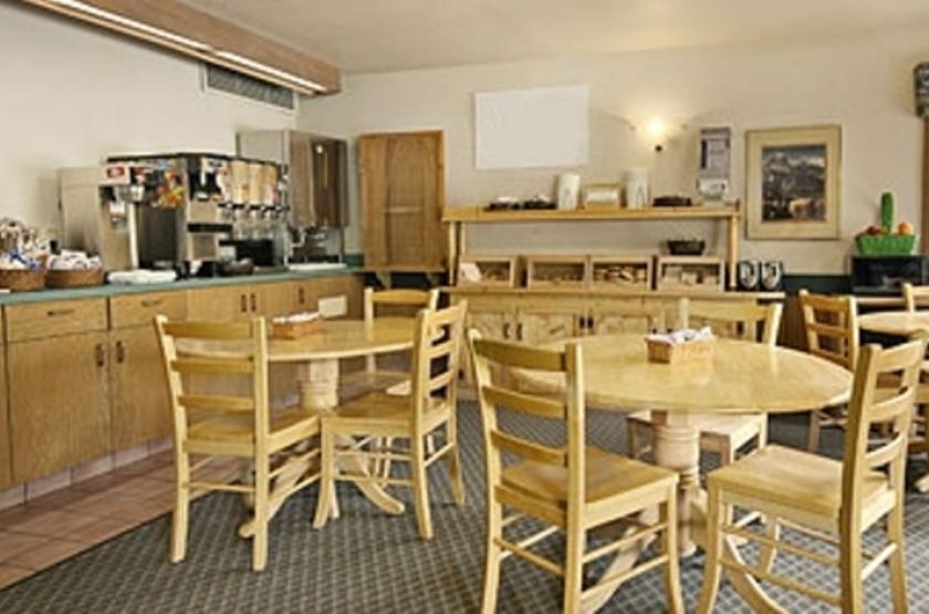 Hampton Inn Jackson Hole, Wyoming, Etats Unis, restaurant
