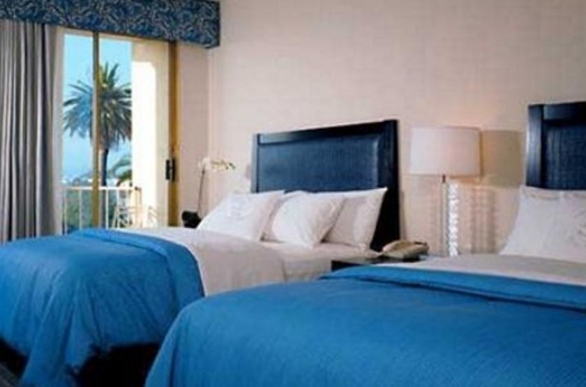 Le Meridien Delfina, Santa Monica, Etats Unis, chambre