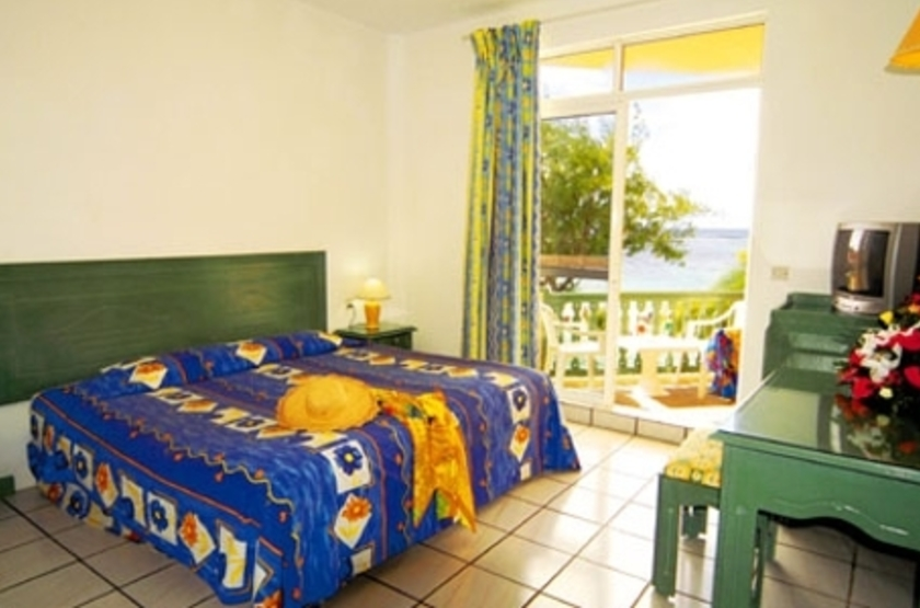 Silver Beach Hotel, Ile Maurice, chambre