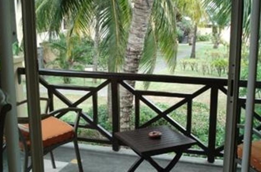 Preskil Beach Resort, Ile Maurice, terrasse