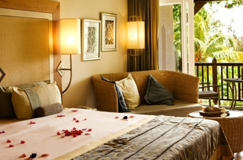 Legends Hotel, Ile Maurice, chambre