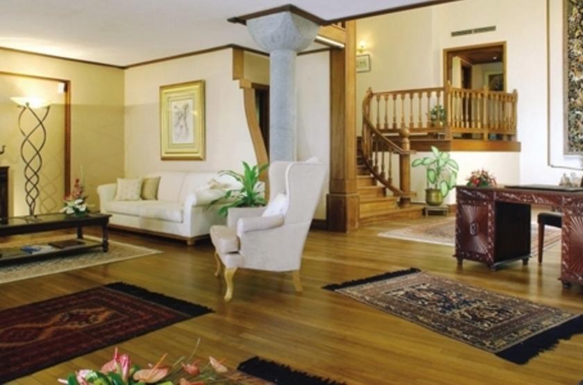 Royal Palm Hotel, Ile Maurice, chambre