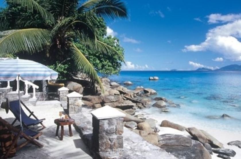 Anse Soleil Beachcomber, Mahé, Seychelles, extérieur