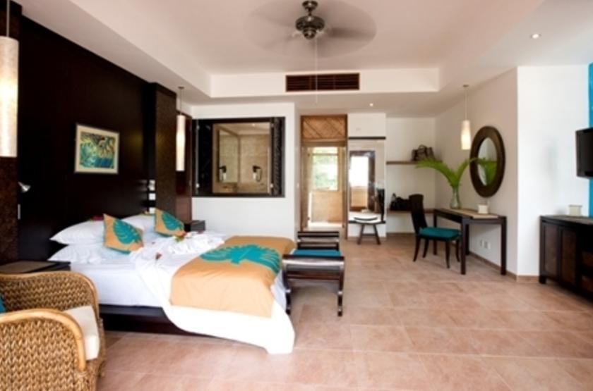 L'hôtel le Duc de Praslin, Seychelles, suite